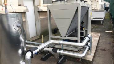 Installation Climatisation Industrie